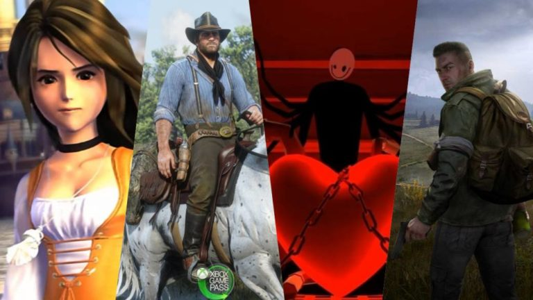 Final Fantasy IX and Red Dead Redemption 2 among Xbox Game Pass May games