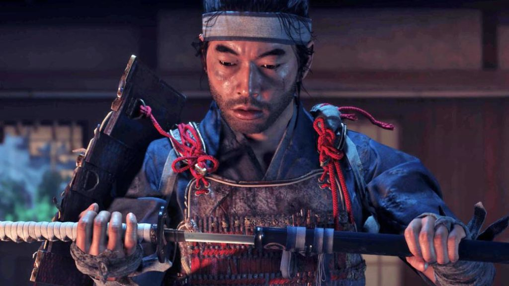 Ghost of Tsushima: its creators explain how we will clean the blood of the  katana