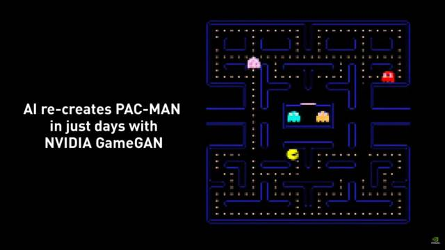 Pac-Man is created from 0 thanks to artificial intelligence