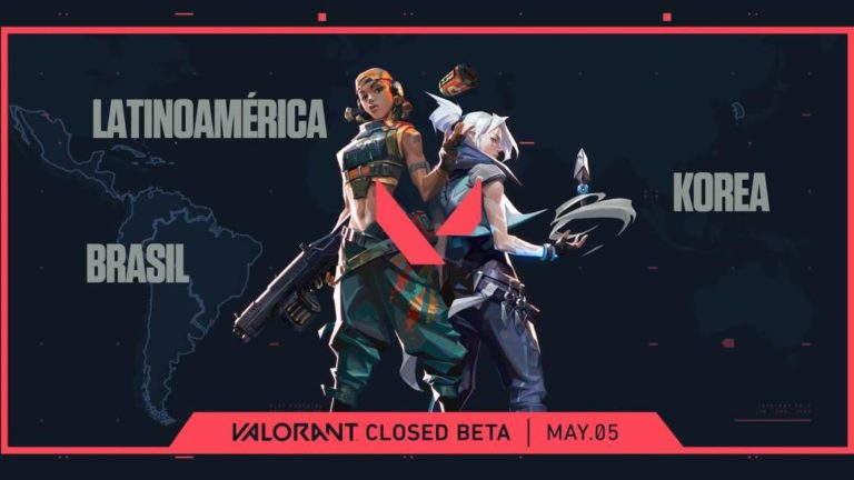 Valorant closed beta, how to get it in Latin America