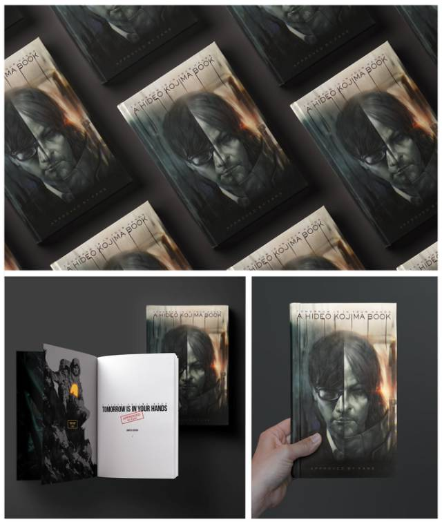 A Hideo Kojima Book: From Mother Base with Love