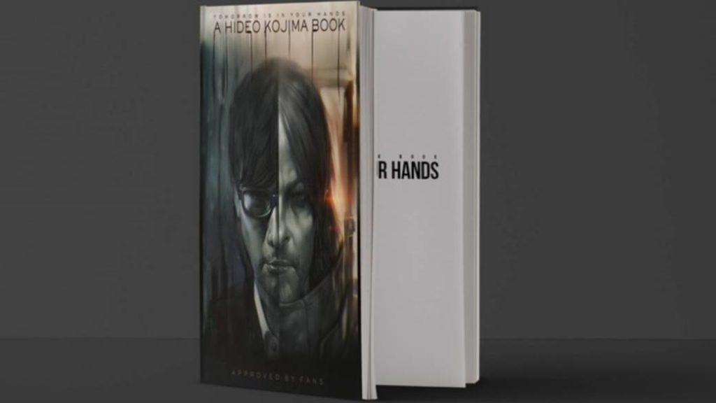 'A Hideo Kojima Book' artist presents a book dedicated to Death Stranding