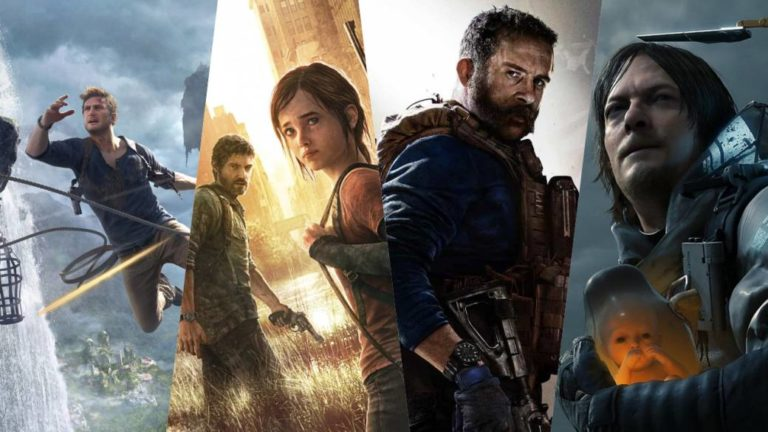 PS4 offers: discounts on Call of Duty, The Last of Us, Death Stranding, Uncharted ...