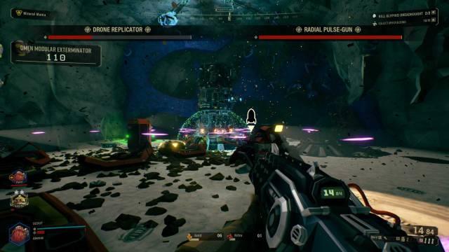 Deep Rock Galactic, analysis for PC