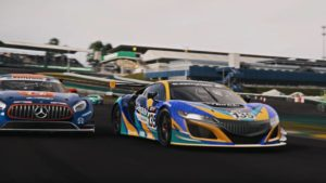 This is Project Cars 3, first details of the merger of slopes of Slightly Mad Studios