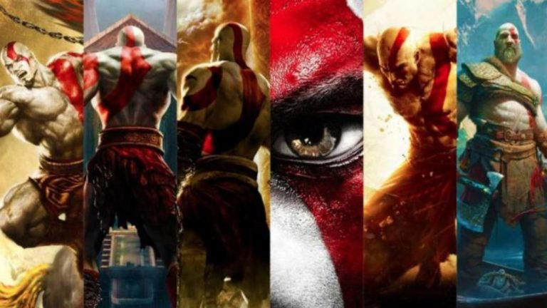 God of War, in what order to play the saga?