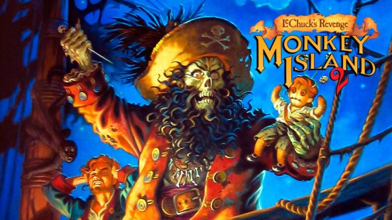 Monkey Island 2: LeChuck & # 039; s Revenge, Retro Review - The GOTY of the & # 039; 90s