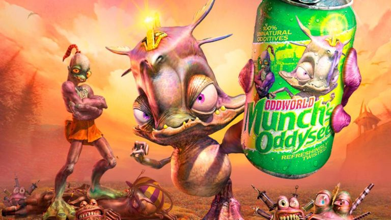 Munch & # 039; s Oddysee, Nintendo Switch review