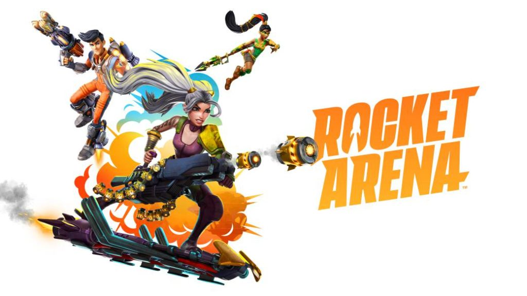 Rocket Arena, impressions: we've already played the new EA Originals label