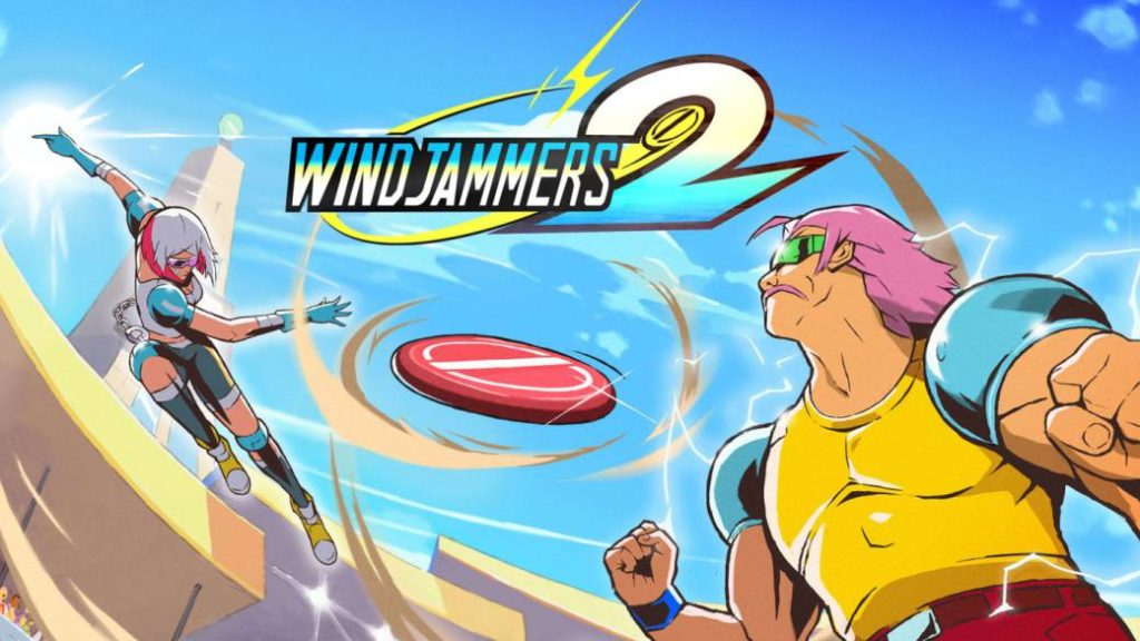Windjammers 2, impressions of your next favorite sports game