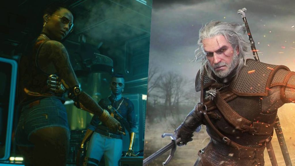 Cyberpunk 2077 has an Easter egg related to The Witcher 3