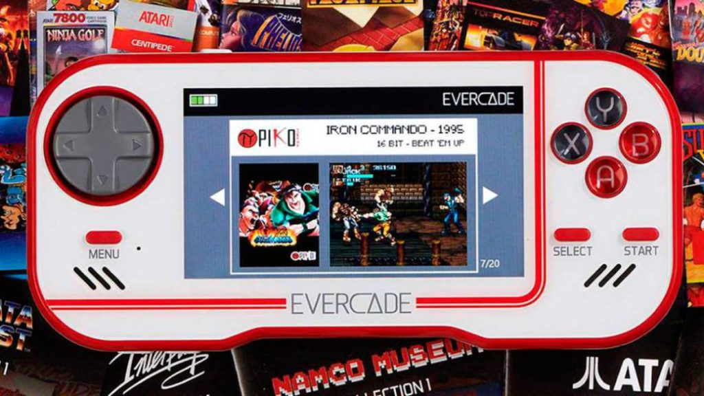 Evercade, retro console and cartridge: is it worth it?