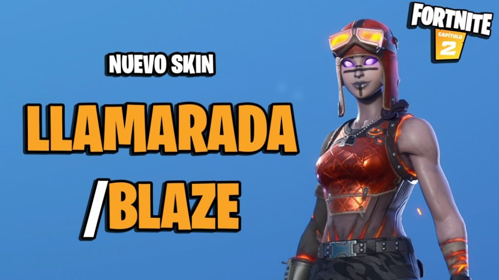 Flare Skin in Fortnite now available: price and content