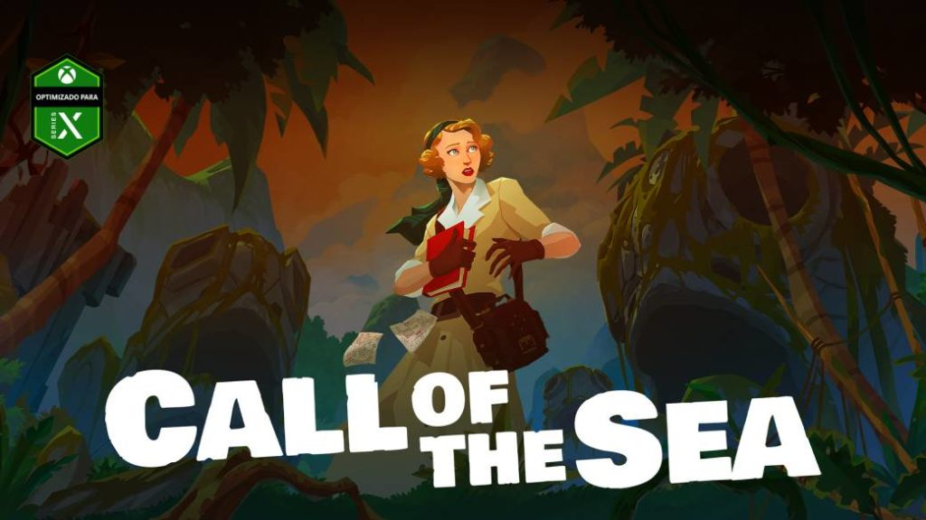 Xbox Series X: Spanish game Call of the Sea confirms 4K / 60 FPS and more improvements