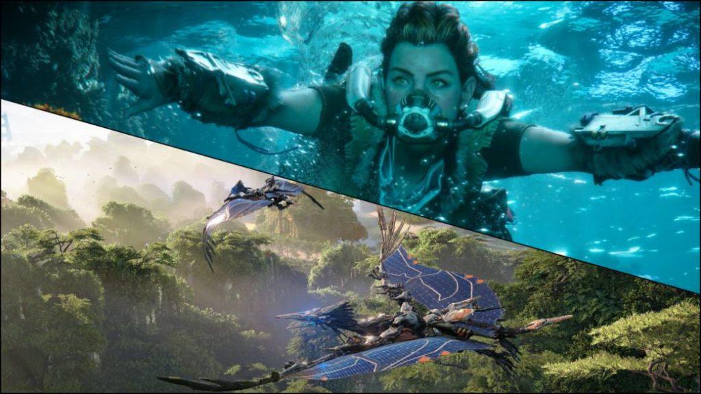 Horizon: Forbidden West (PS5) | Decima Engine improvements after trailer discussed