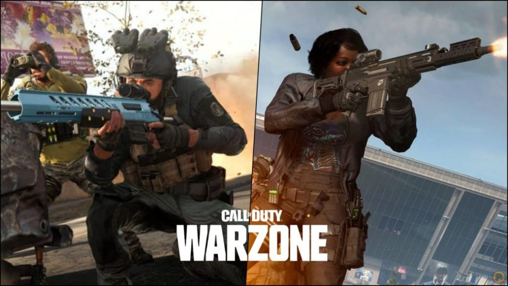 Call of Duty: Warzone updates with 200-player mode | Season 4
