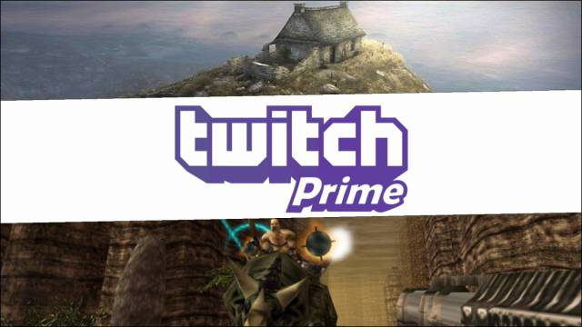 Twitch Prime in July