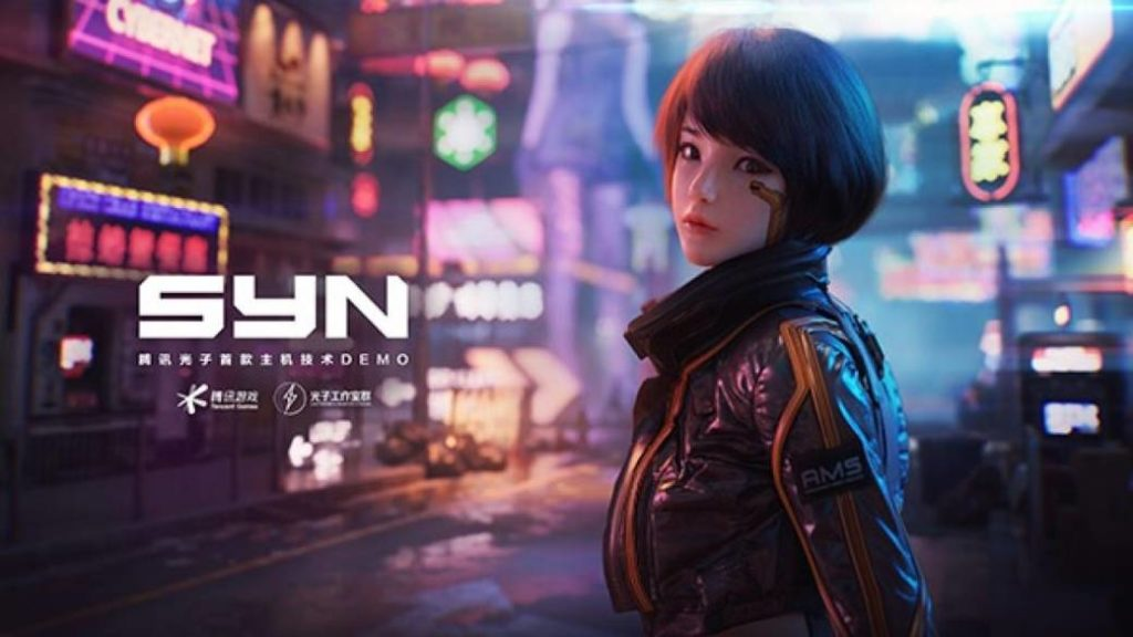 SYN, new cyberpunk game from China