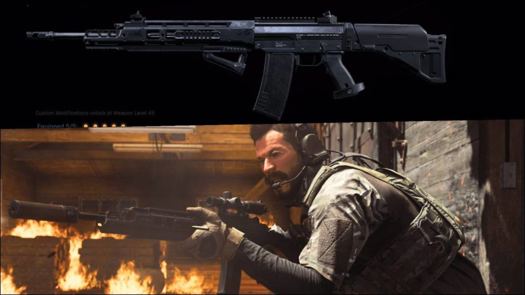 Call of Duty: Warzone will modify the performance of the Grau 5.56 and MP5, among other weapons