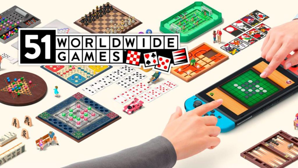 Nintendo to release free version of 51 Worldwide Classics
