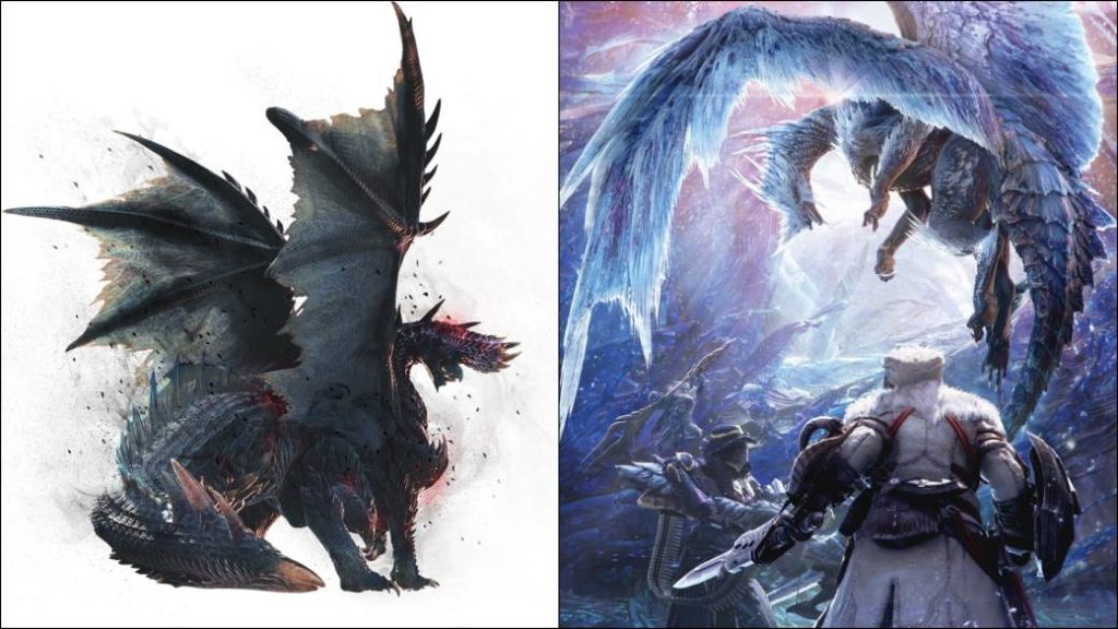 Alatreon confirms his arrival date for Monster Hunter World: Iceborne; so is update 4