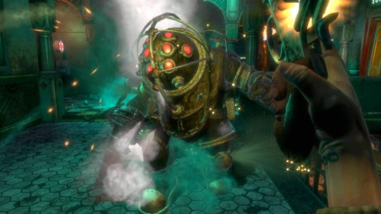 BioShock The Collection on Switch: graphical comparison between all its versions
