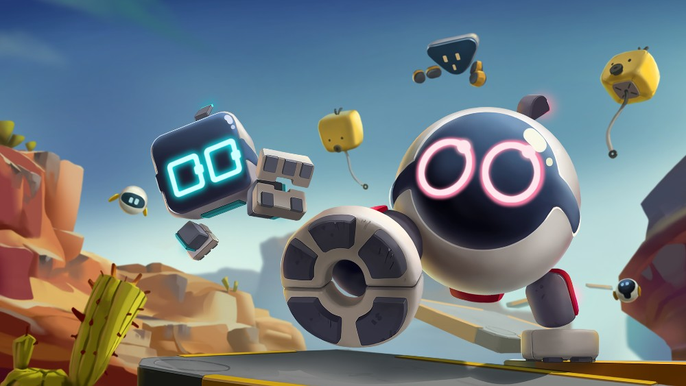 Biped – Physics-based co-op adventure will be released soon on PS4