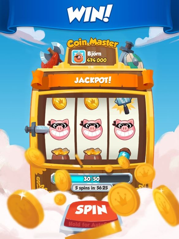 Coin Master Free Games Tips
