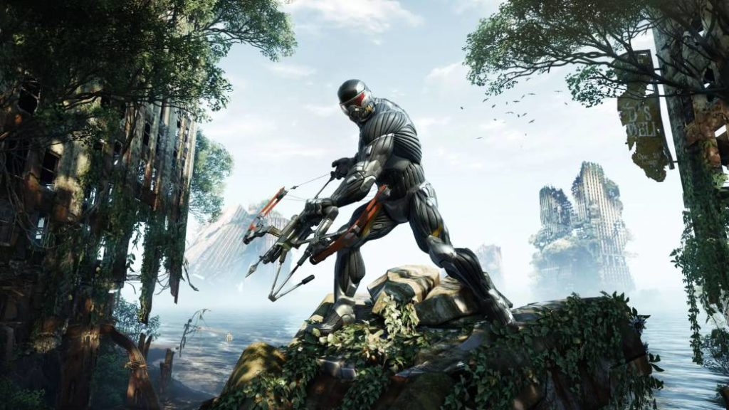 Crysis Remastered: Microsoft Store details weight and possible release date