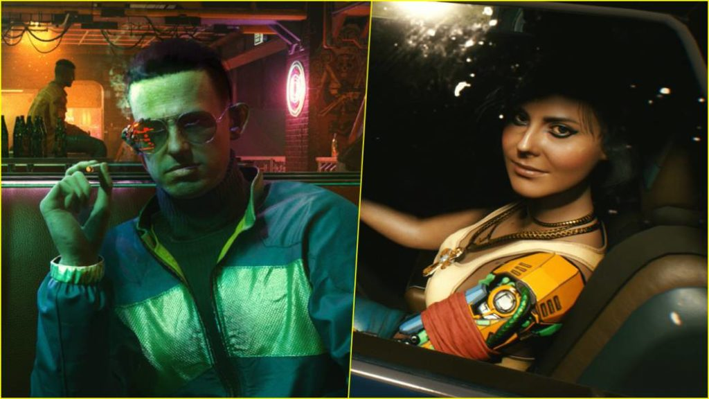 Cyberpunk 2077 will allow you to play like a GTA, making a fuss