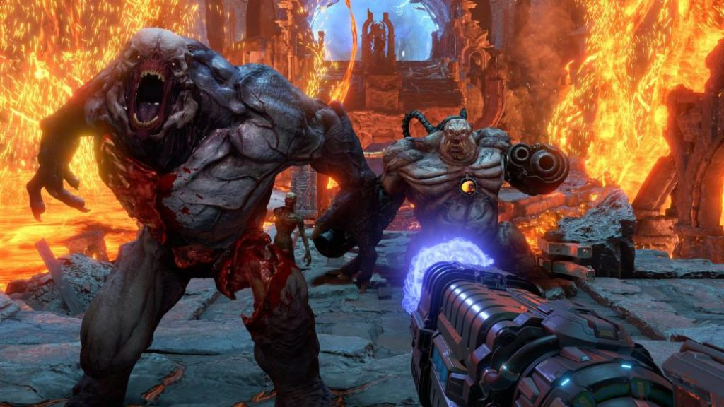 DOOM Eternal adds a new map, more powerful demons and more