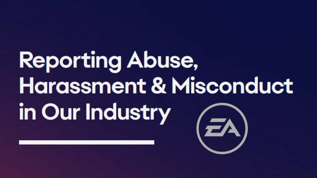 EA will investigate any allegations of sexual abuse or harassment; will protect victims