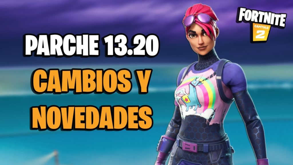 Fortnite – 13.20 patch notes: changes and what's new
