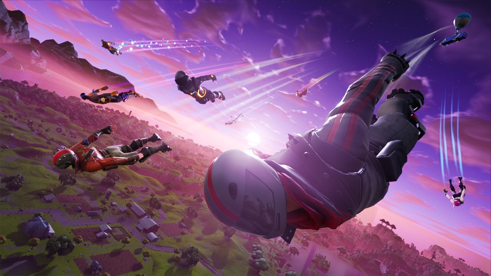 Fortnite – Deadpool is joining today