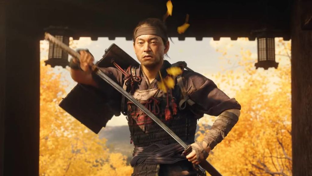 Ghost of Tsushima: A Storm Is Coming in the New Spanish-Language Film Trailer