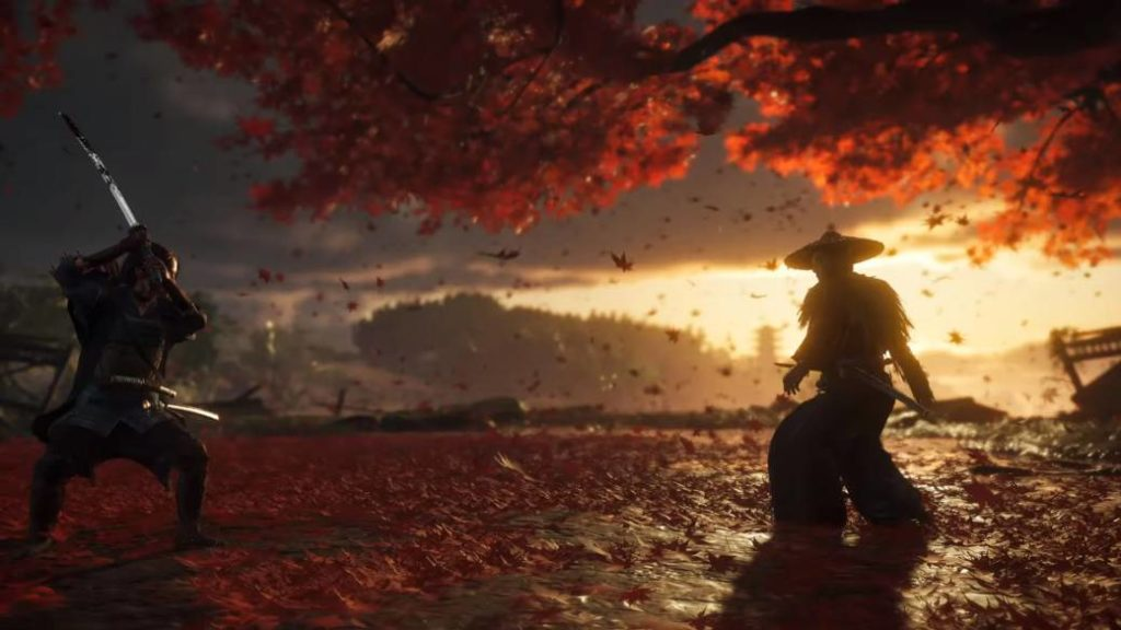 Ghost of Tsushima shows off its customization system in new trailer