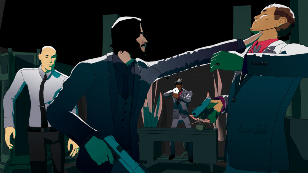 John Wick Hex officially announced for PS4