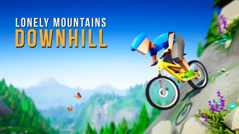 Lonely Mountains: Downhill, analysis. Love for two wheels