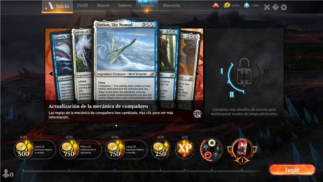 Magic the Gatehring Arena: Preview of the new collection