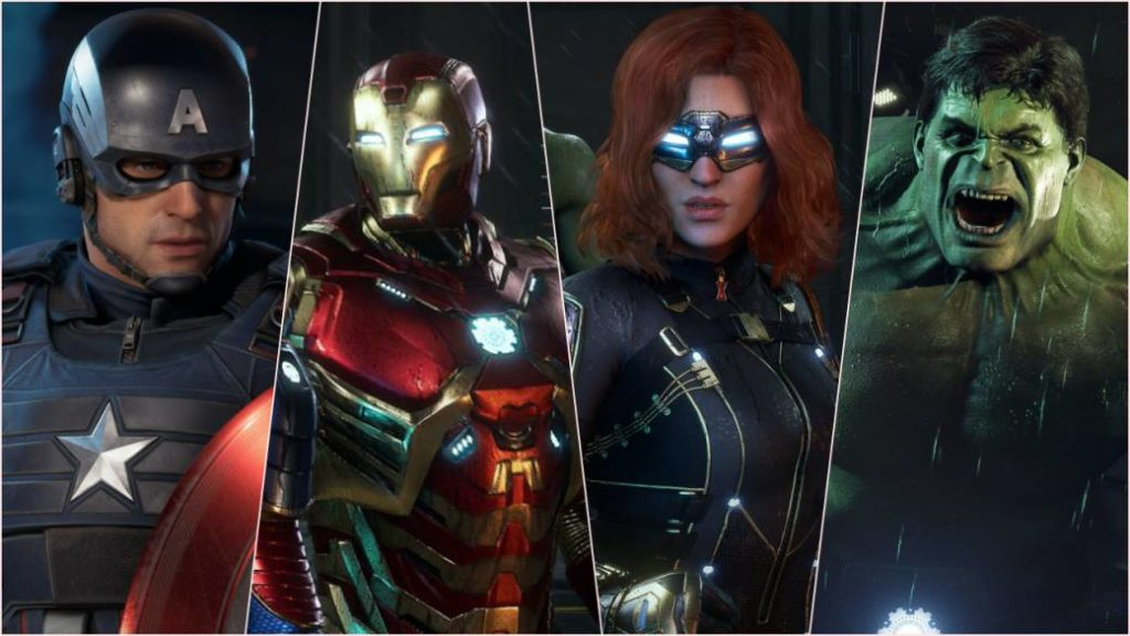 "Marvel's Avengers: Each Avenger will feel ""different"" and ""unique"""