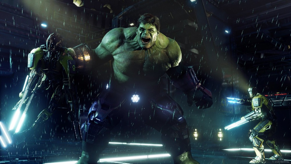 Marvel's Avengers – Over 100 perks available in the game