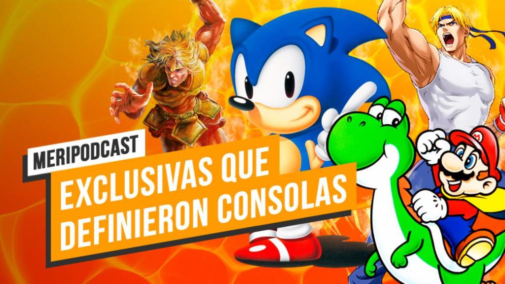 Meripodcast 13×35: Exclusive games that marked a generation
