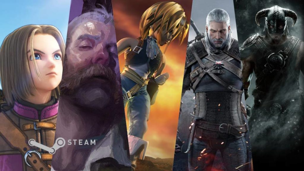 Steam Deals: 10 must-have RPGs at a reduced price