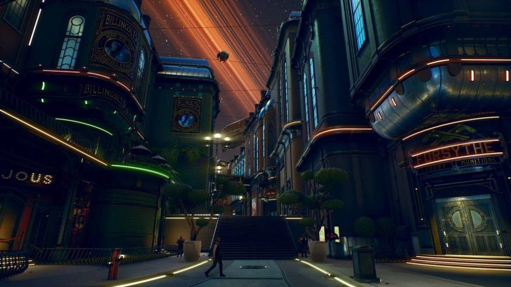 The Outer Worlds will be updated on Nintendo Switch to improve its performance
