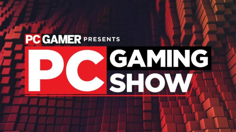 The PC Gaming Show is postponed for a week to support the Black Lives Matter