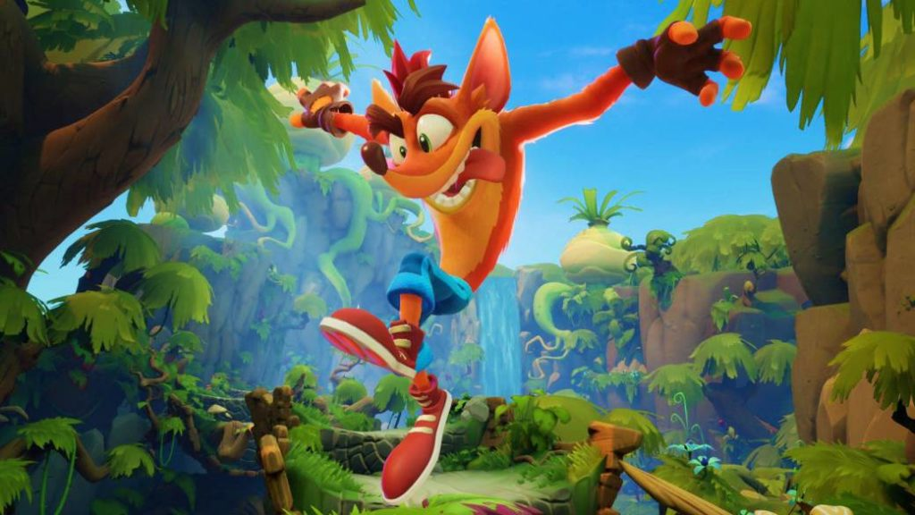 Crash Bandicoot 4: It's About Time will have no microtransactions; clear up the confusion