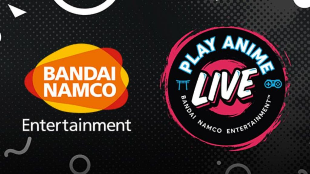 Bandai Namco announces Play Anime Live, a digital anime gaming event; date and details