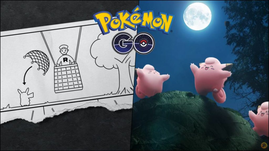 Pokémon GO: Professor Willow warns of a few pieces of paper from Team GO Rocket