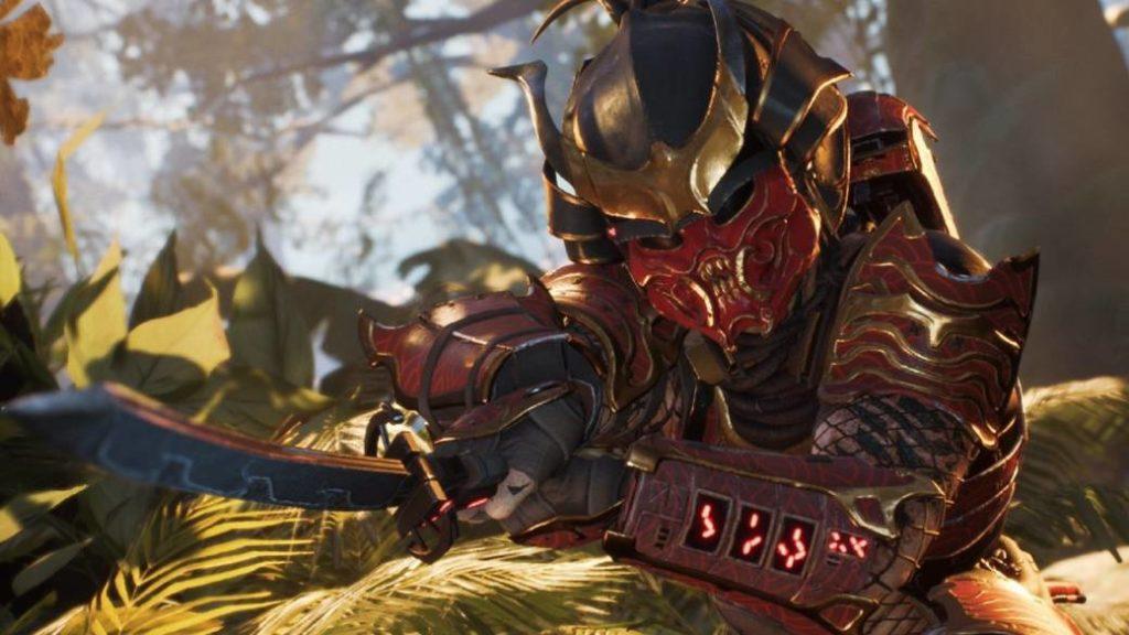 Predator: Hunting Grounds Debuts Samurai Predator in New Pay DLC
