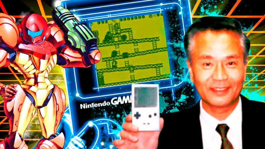 Gunpei Yokoi, father of Game Boy and producer of Metroid